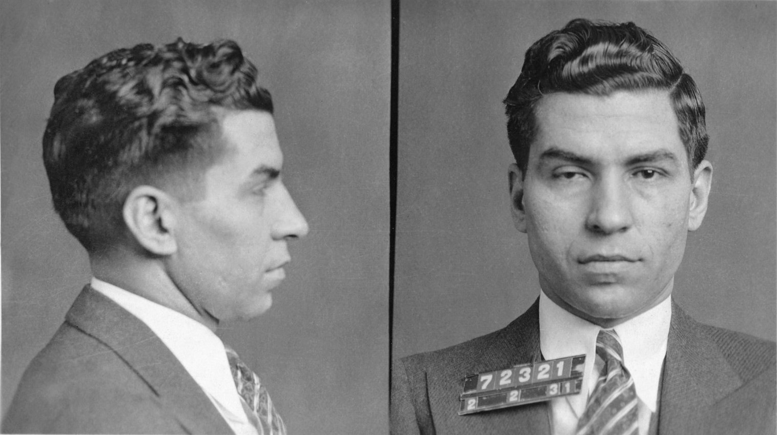 'Lucky' Luciano.