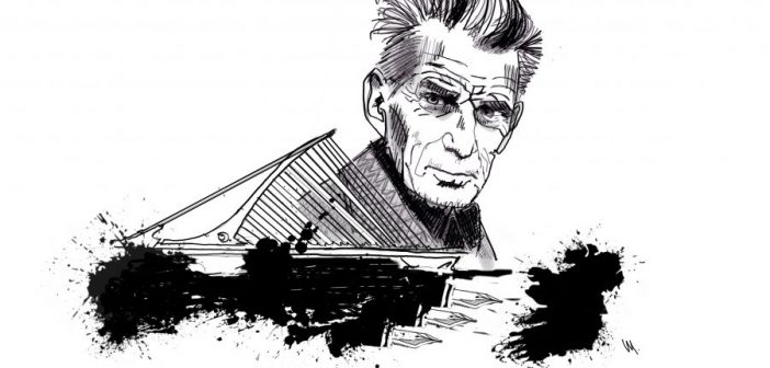 Meeting Samuel Beckett's Genius in Person and his Plays