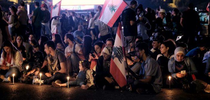 Lebanon's Perfect Storm