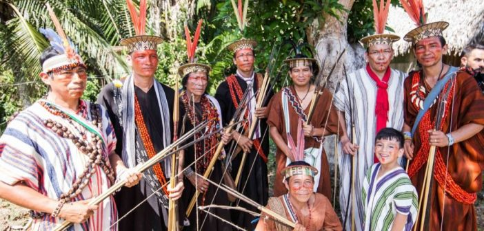 Traditional way of life protects Amazonian People from Covid-19