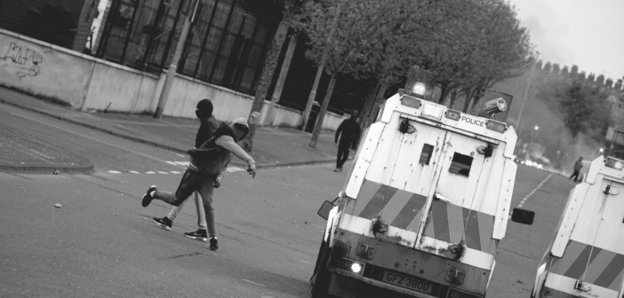 Belfast's Broken Record Crackles On