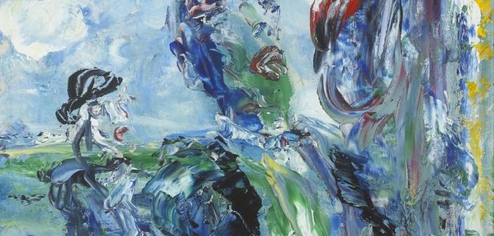 Jack B. Yeats: Painting and Memory