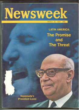 The Promise and The Threat, Newsweek, 1964.
